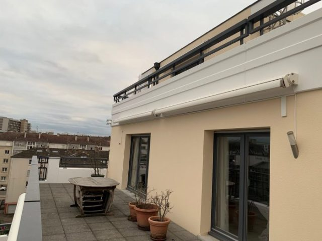 STRASBOURG ORANGERIE, Appartement 4P attique de 145m²