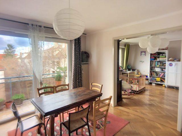 ROBERTSAU, Appartement 3 pièces de 72m²