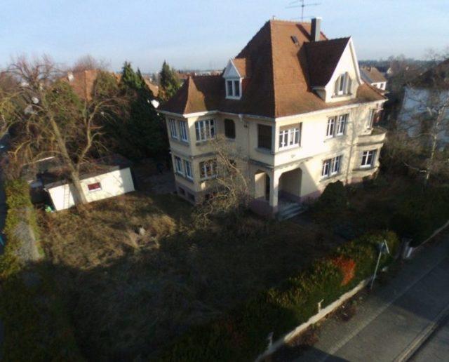 GEISPOLSHEIM, Appartement 3p, jardin 5ares, garage