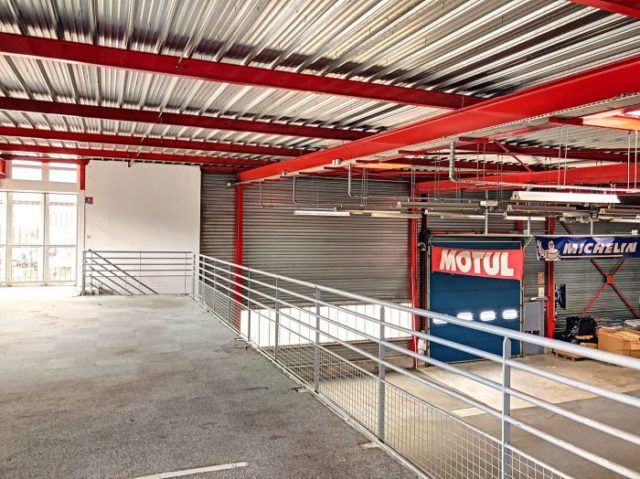 Local commercial 460 m2