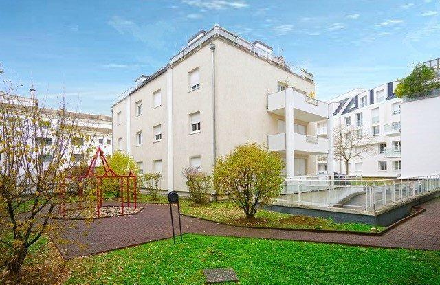 ORANGERIE Appartement 2 pièces 43,80 m2 loué