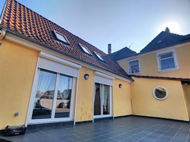 KOENIGSOFFEN maison 7 pièces de 189.76m²