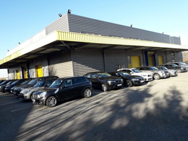 Immobilier Professionnel à louer Mundolsheim