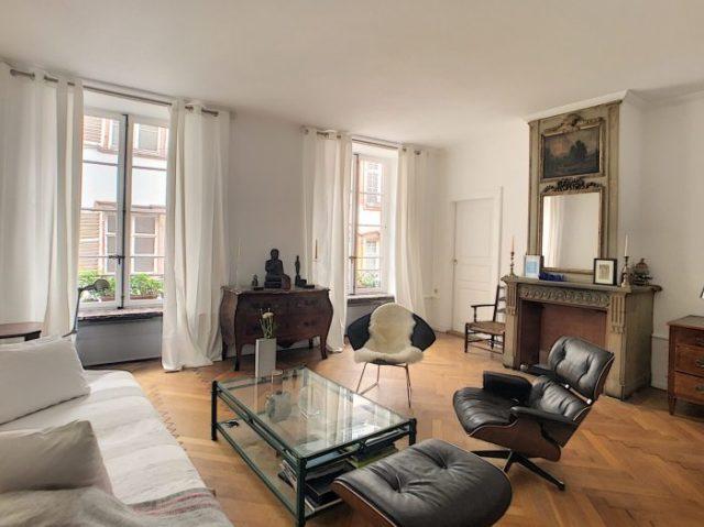 CENTRE VILLE appartement 2/3 pièces 75m²