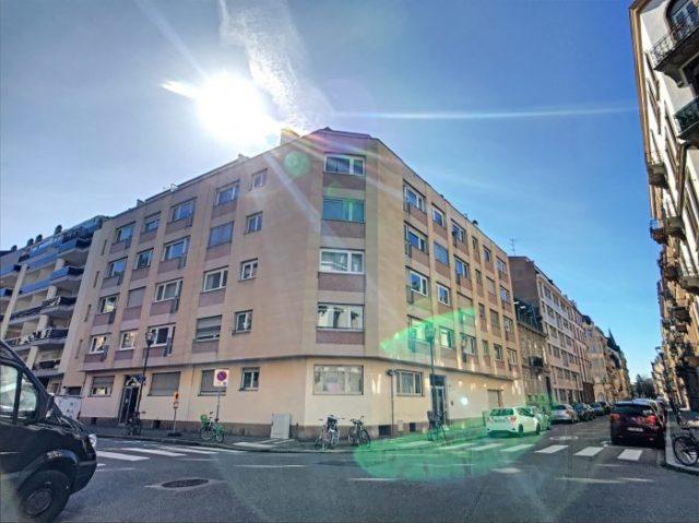 STRASBOURG ORANGERIE, Appartement 3/4 pièces de 98 m²