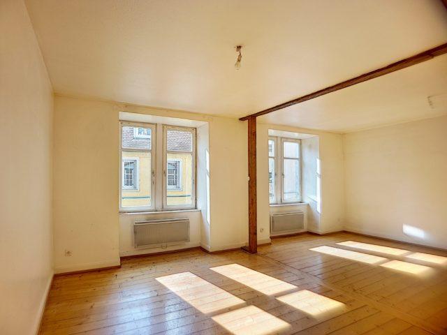 PETITE FRANCE Appartement 4 pièces en duplex de 88.10m²