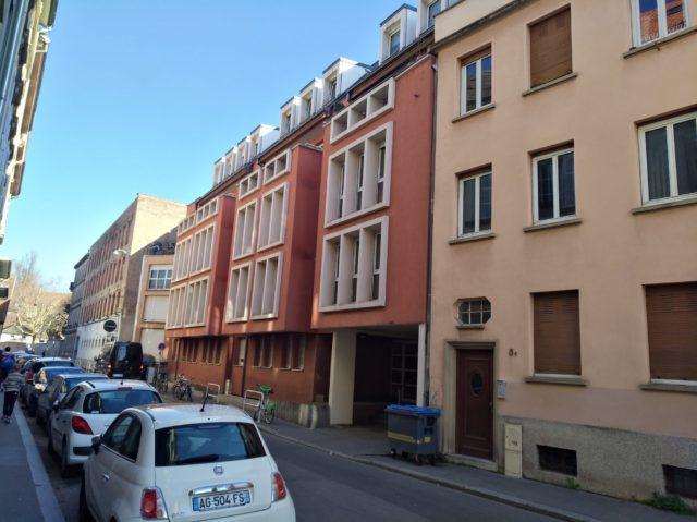 KRUTENAU Appartement 2 pièces de 46m²