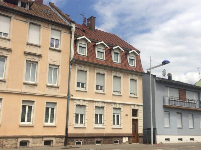 KOENIGSHOFFEN Appartement 3 pièces 80m²