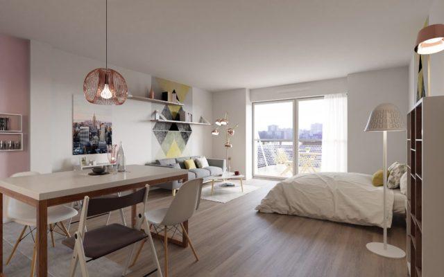 ROBERTSAU Appartement 3 pièces de 63m²