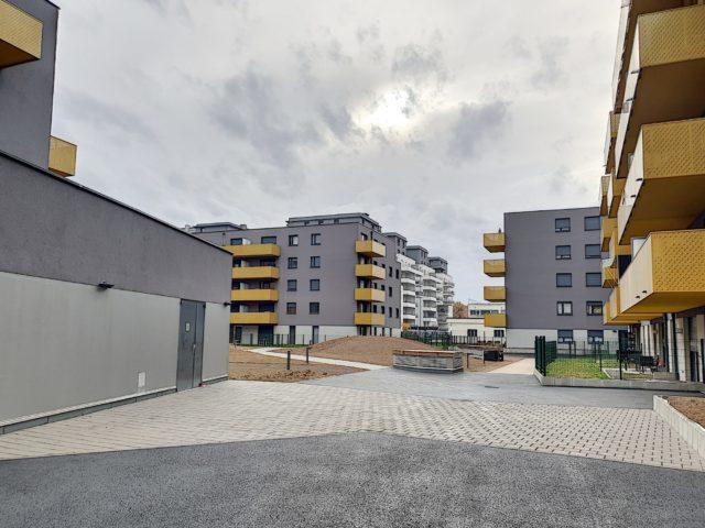 MEINAU, Appartement 3 pièces de 62.65m²
