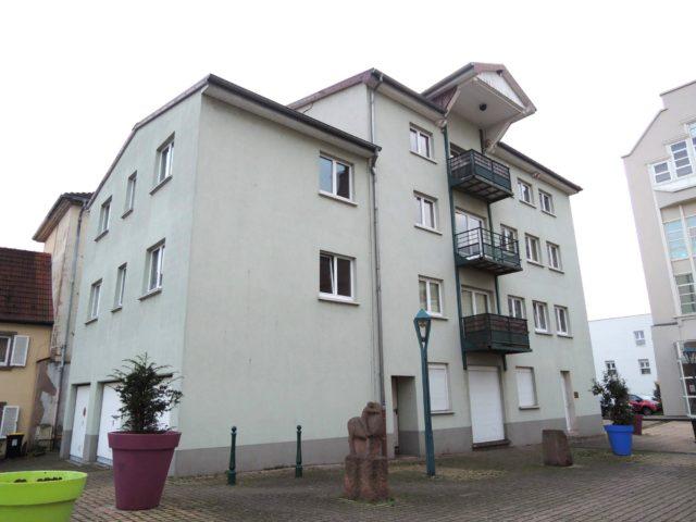 Appartement 3 pièces 76,60 m2