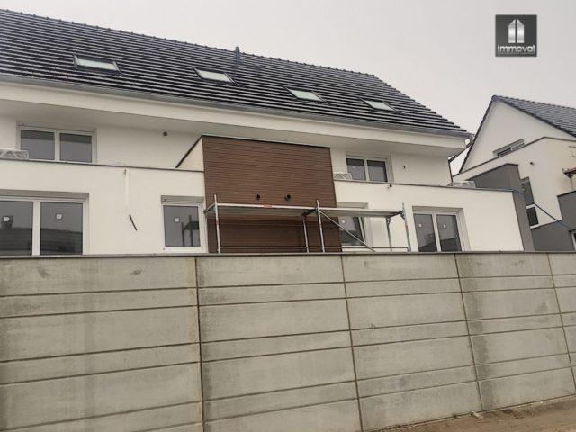 MOMMENHEIM, Appartement 3 pièces de 87m² au sol avec terrasse