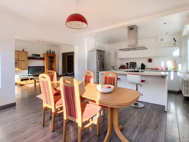 FORET NOIRE Appartement 3/4 pièces de 86,52 m2