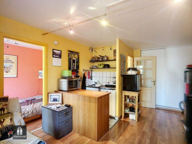 STRASBOURG ROBERTSAU, Appartement 2 pièces de 32m²