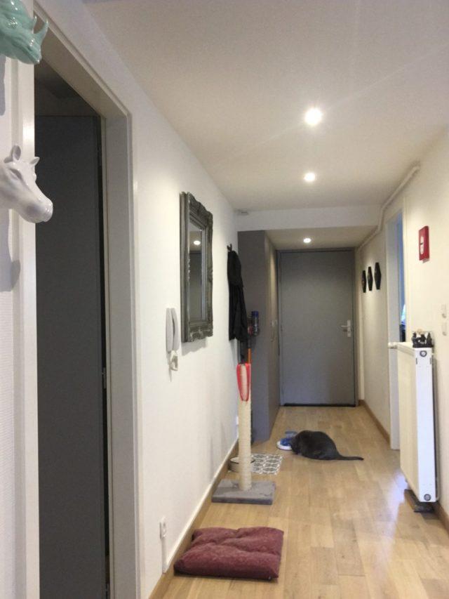 FAUBOURG DE PIERRE 3P. meublé de 58.80m²