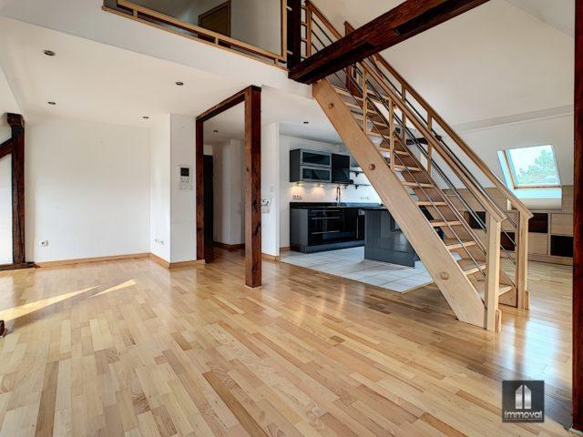 ORANGERIE Appartement Loft 3 pièces 121 m² sol
