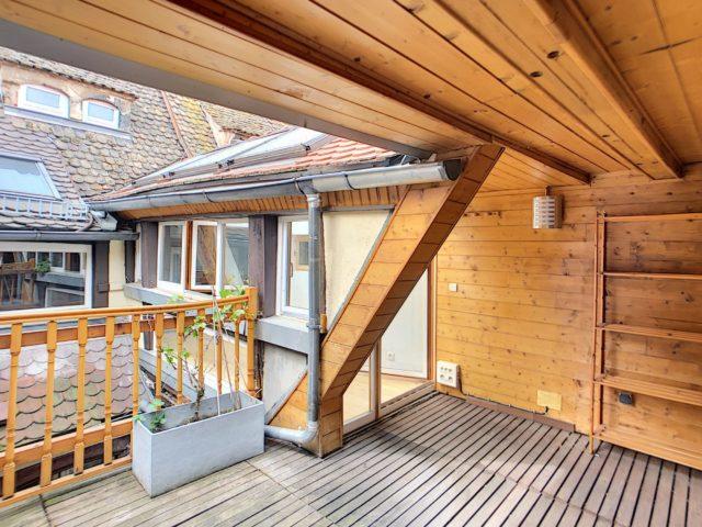 CENTRE VILLE Appartement 5 pièces duplex 156 m² sol