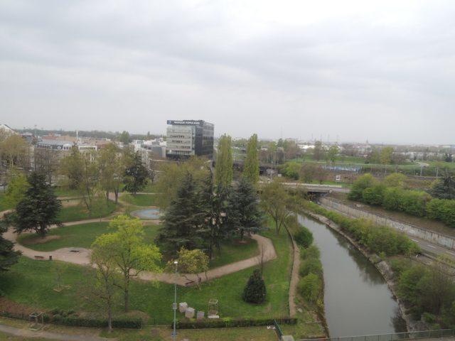 PLACE DE HAGUENAU STUDIO NEUF 24m²