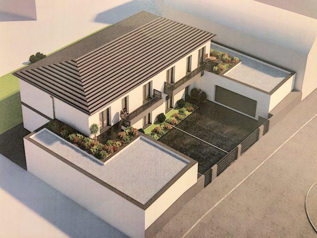OBERHAUSBERGEN, Maison neuve 6 pièces de 148m²