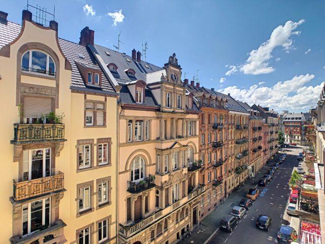 CONTADES, Appartement 3 pièces de 68m²