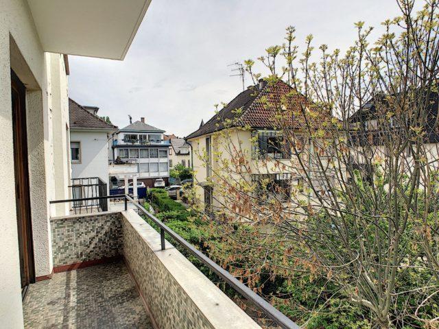 CONTADES Appartement 5Pièces de 108.70m²