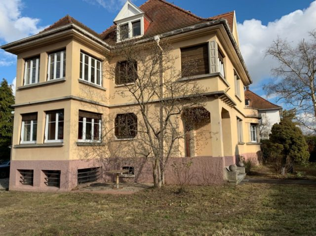 GEISPOLSHEIM, Appartement 3p, jardin 5ares, garage
