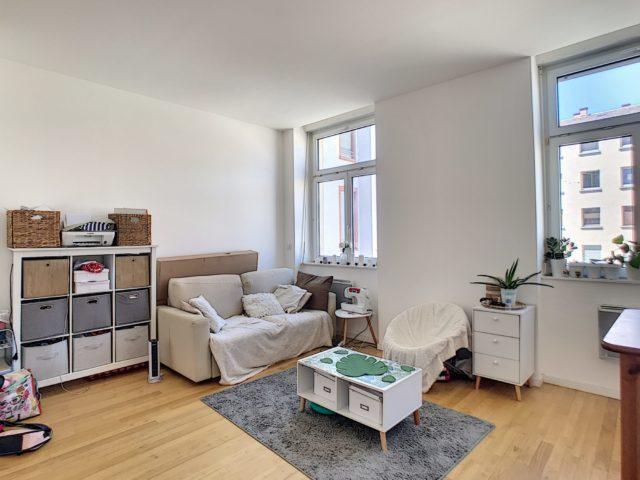 NEUDORF, Appartement 2 pièces de 38,42m²