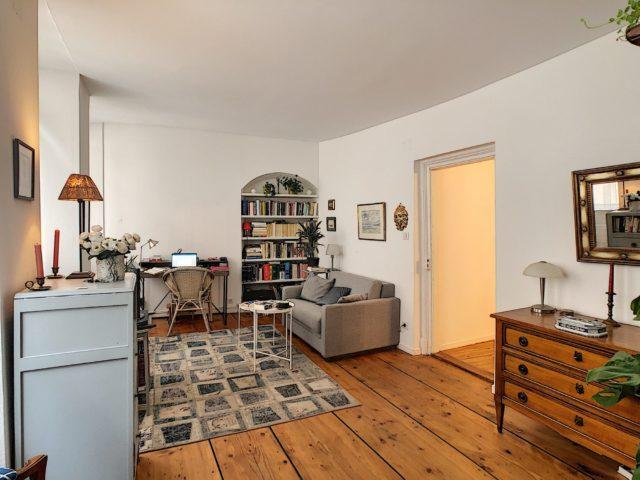 STRASBOURG HYPER CENTRE, Appartement 2/3 pièces de 55m²