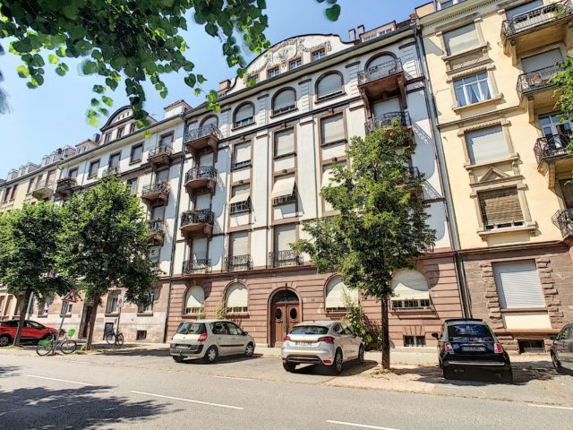 SAINT MAURICE Appartement 5 Pièces de 125.02m²