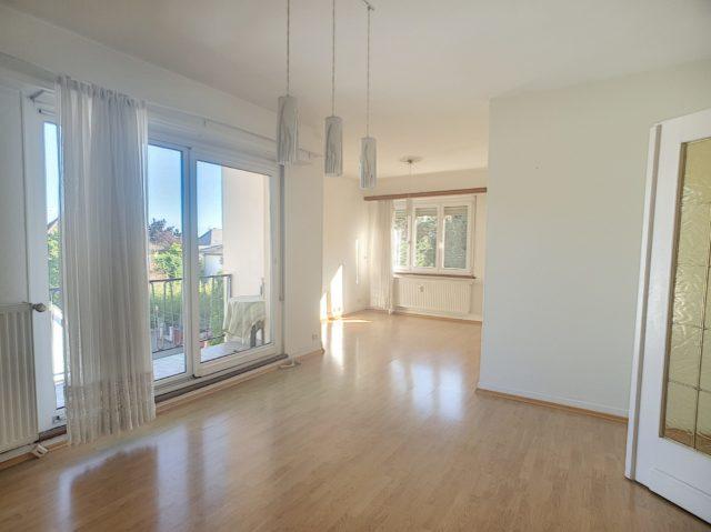 STRASBOURG MEINAU, Appartement 4/5P de 93m² avec deux terrasses