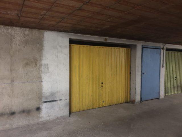 Garages en sous sol securisé