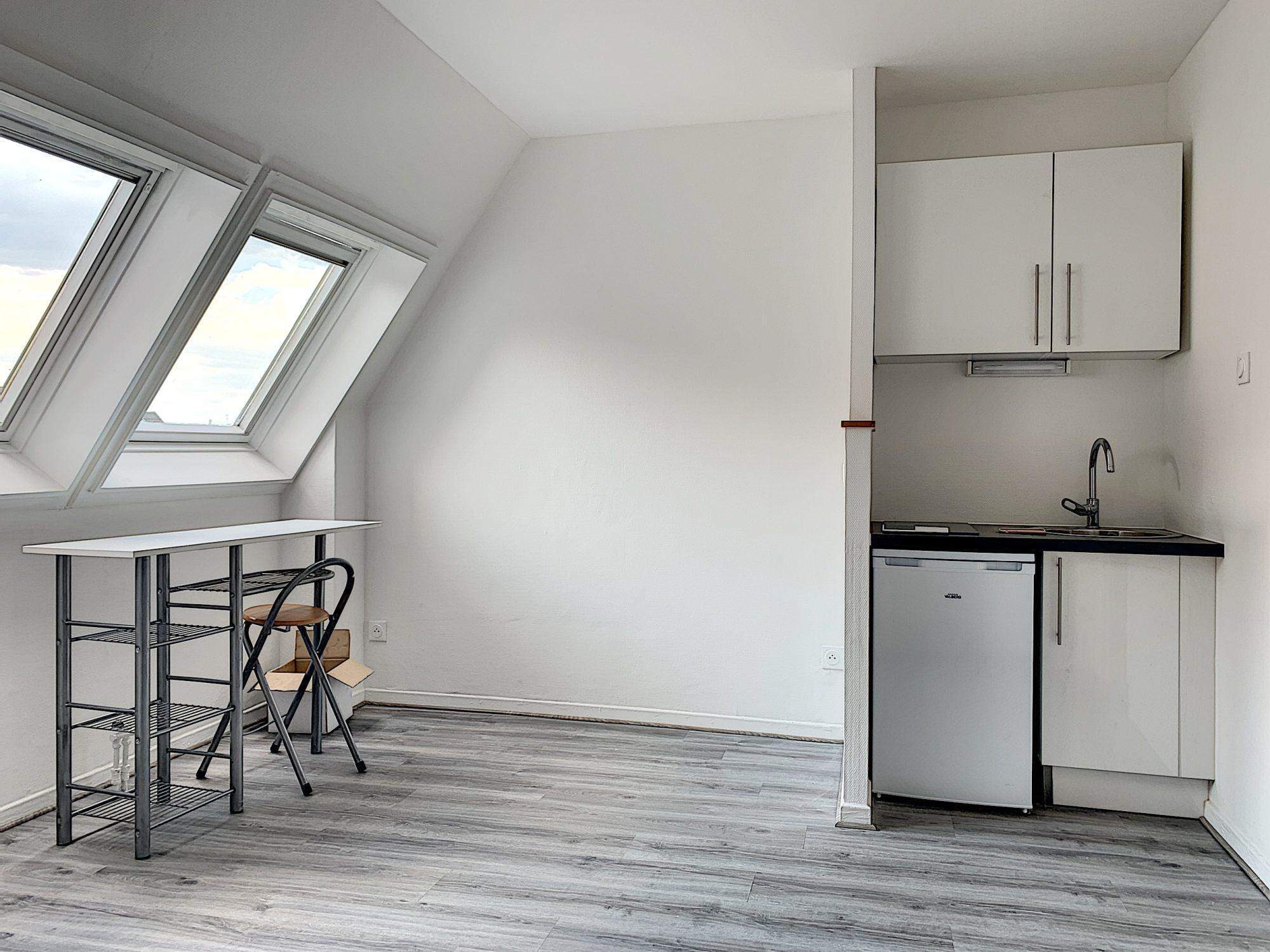 PETITE FRANCE - Studio totalement rénové de 19,00 m²