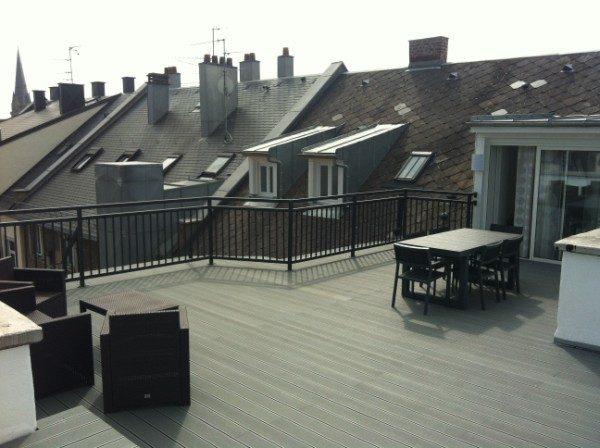ORANGERIE 4 pièces de 69.60m² avec terrasse