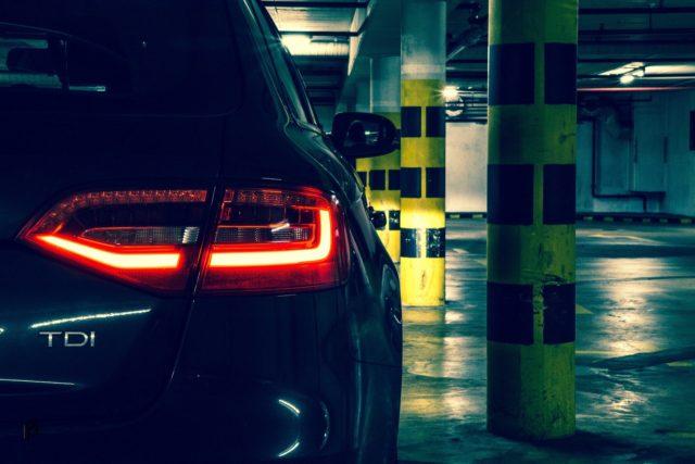 Cronenbourg, Garage fermé en sous-sol