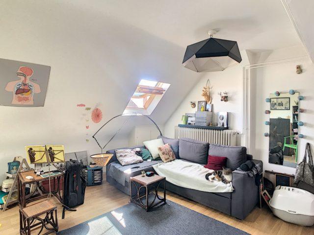 STRASBOURG GARE, Appartement 2 pièces de 51m²