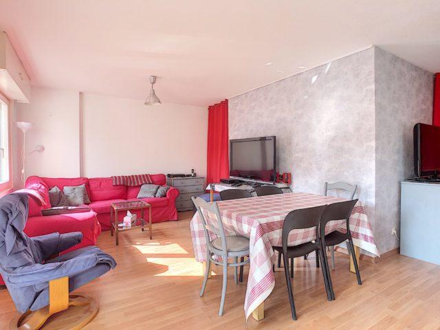 STRASBOURG, Appartement 4/5 pièces de 90m²