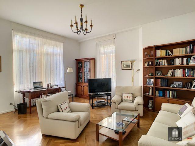 CONTADES, Appartement 6 pièces 144m²