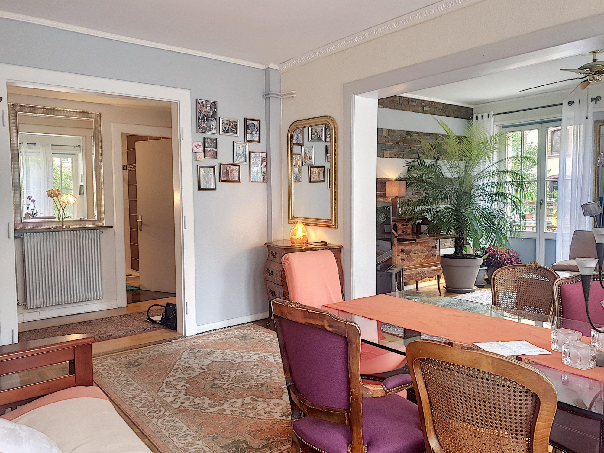 CATHEDRALE Appartement 3 pièces env. 68m²