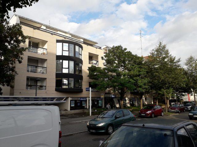 Strasbourg Neudorf - locaux pro. à louer