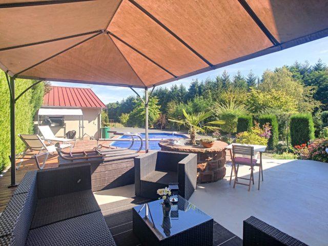 Plaine-de-Walsch/Maison individuelle de 140M² avec piscine et t