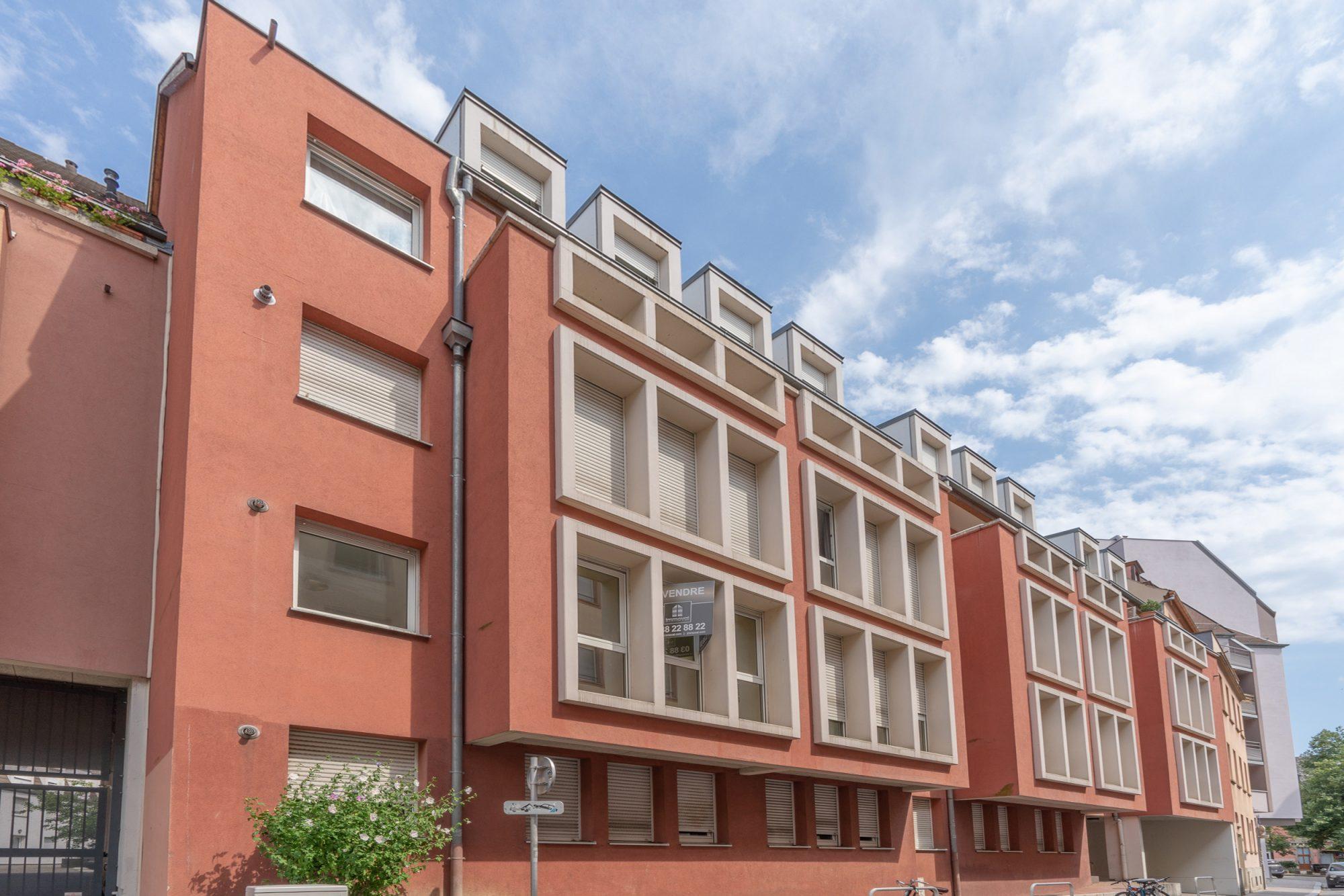 KRUTENAU Appartement 3Pièces de 72.54m²