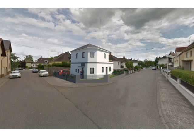 Oberhausbergen/ Maison neuve 3 pièces de 72m²