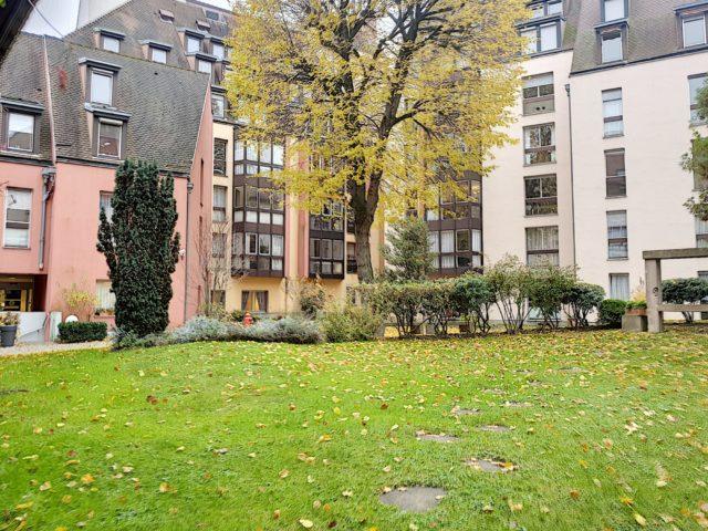 STRASBOURG CENTRE, Appartement 1 pièce de 34m²