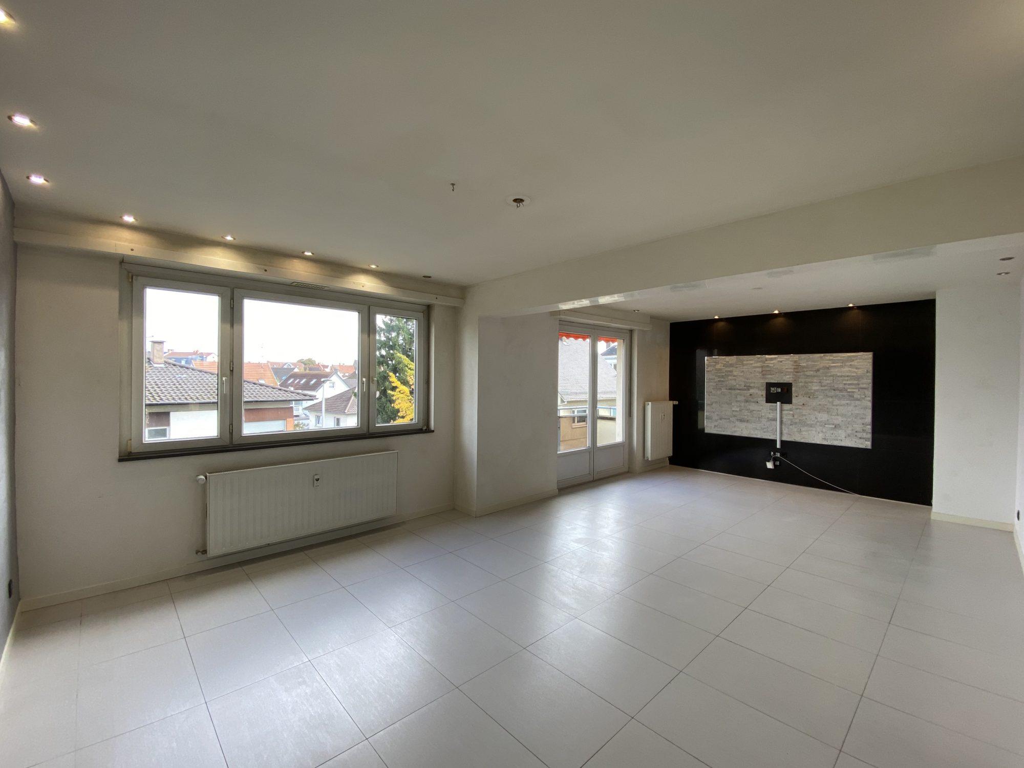 ROBERTSAU, Appartement 3/4 pièces de 93m²