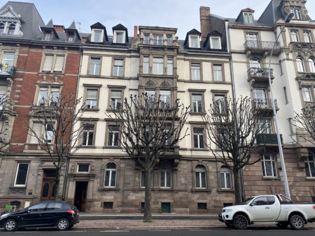 IMMEUBLE, Contades, 766m²