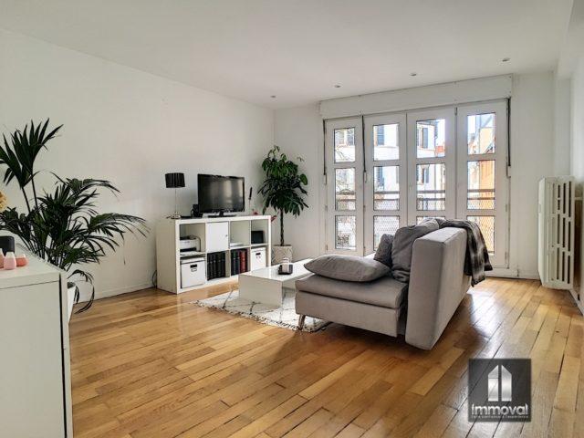 STRASBOURG KRUTENAU, Appartement 2 pièces de 51 m².
