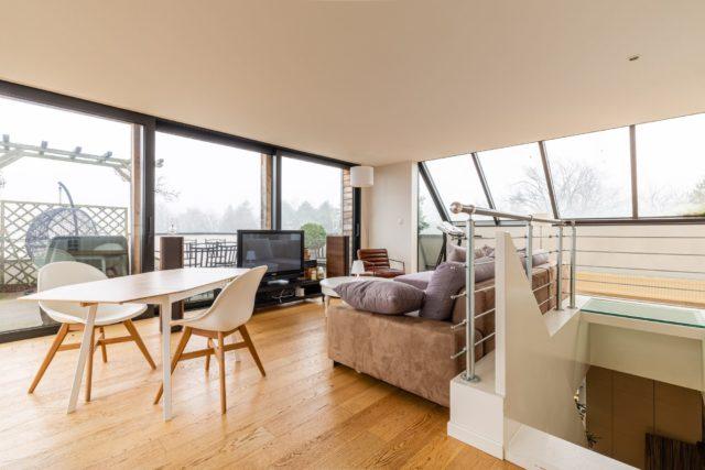 STRASBOURG ORANGERIE, Appartement 6 pièces de 200 m²