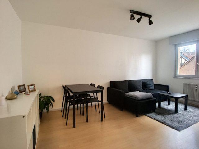 STRASBOURG CENTRE, Appartement 2 pièces de 45m², ascenceur