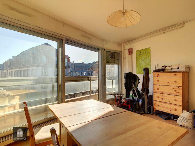 STRASBOURG ORANGERIE, Appartement 1 pièce 28m²