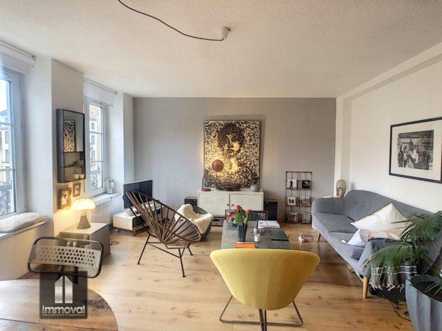 STRASBOURG CENTRE VILLE Appartement 3 pièces 61,93 m2